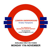 Amateur Transplants: 'London Underground' download release 17/11/08