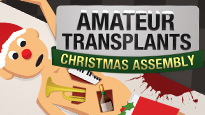 Amateur Transplants announce London West End event Christmas Show